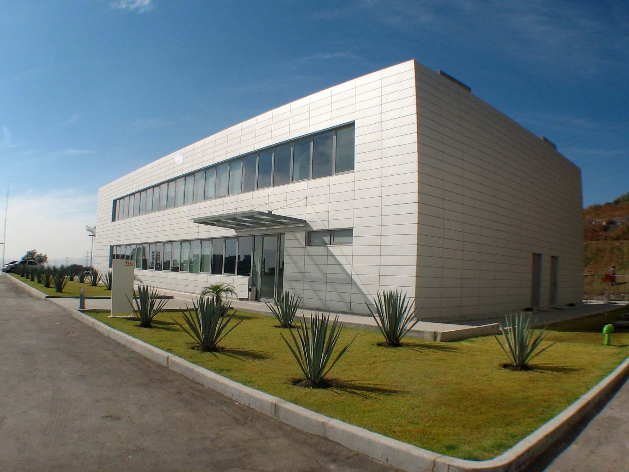 Construcci n de oficinas corporativas for Construccion de oficinas